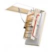 Schody strychowe FAKRO LTK Energy