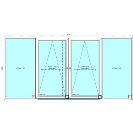 Drzwi przesuwne aluplast smart-slide