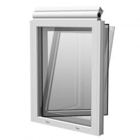 Okno kolankowe KPVCP E3