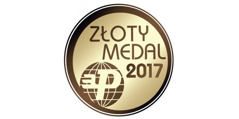 Złoty medal dla drzwi podnoszono-przesuwnych HST-SKY firmy FAKRO