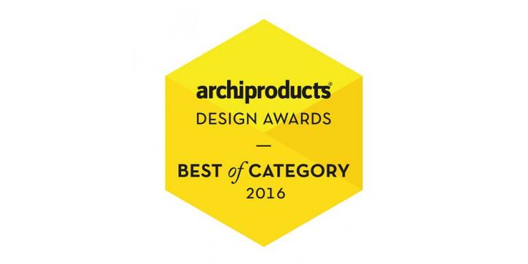 "Okno FAKRO - DXW nagrodzone ""Best of Category"" w Archiproducts Design Award 2016"
