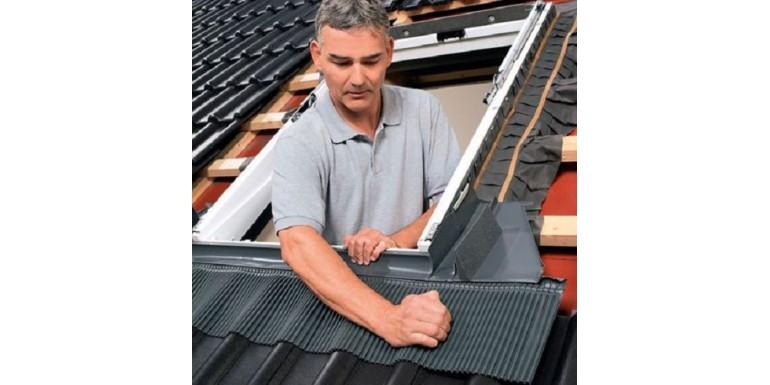 Konserwacja okien dachowych przed zimą