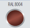 RAL8004